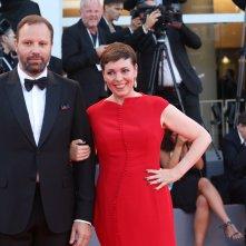 Venezia 2018: Yorgos Lanthimos e Olivia Colman sul red carpet di chiusura