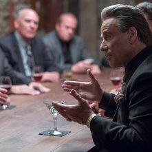 Gotti - Il primo padrino: John Travolta in una scena del film