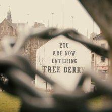 Bogside Story: una scena del documentario