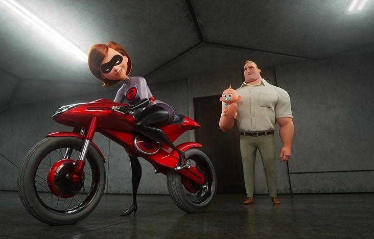 Gli Incredibili 2: tutte le clip dal nuovo film Disney Pixar
