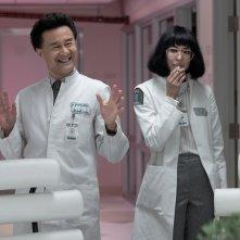 Maniac: una scena con Sonoya Mizuno