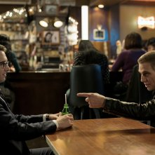The Good Cop: Josh Groban con Tony Danza in una scena