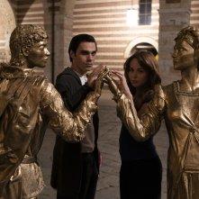 Un amore così grande: Francesca Loy e Giuseppe Maggio in un'immagine tratta dal film