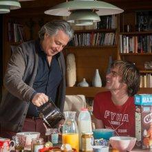 Un figlio all'improvviso: Sébastien Thiery e Christian Clavier in una scena del film