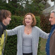 Un figlio all'improvviso: Sébastien Thiery, Christian Clavier e Catherine Frot in una scena del film