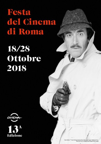 Peter Sellers Festa  Del Cinema Di Roma 2018