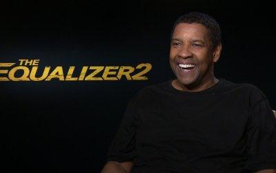 """Denzel Washington, star di The Equalizer 2: """"Mi sono commosso guardando Black Panther"""""""
