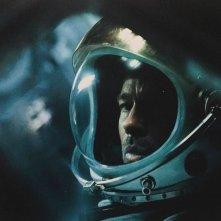 Ad Astra: la prima foto di Brad Pitt in tenuta da astronauta