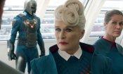 Glenn Close: 'Non riesco a pensare ai Guardiani della Galassia senza James Gunn'