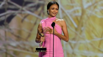 Thandie Newton 70Th Emmy Win Getty 2018 H 0