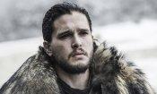 Il Trono di Spade: Kit Harington conferma una folle teoria sui capelli di Jon Snow!