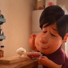 Bao: un'immagine tratta dal corto Pixar