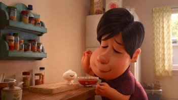 Bao Pixar Raviolo