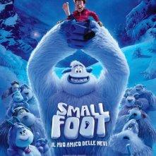 Locandina di Smallfoot - Il mio amico delle nevi