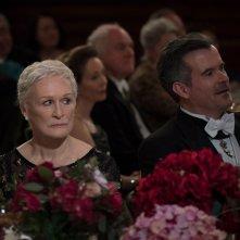 The Wife - Vivere nell'ombra: Glenn Close in un momento del film