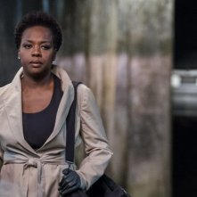 Widows - Eredità criminale: Viola Davis in una scena del film
