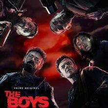 The Boys: la locandina della serie Amazon Prime