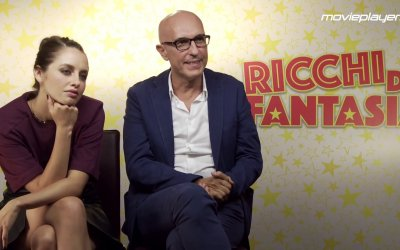 Ricchi di Fantasia: intervista a Francesco Miccichè e Matilde Gioli