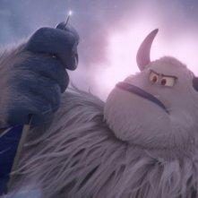 Smallfoot - Il mio amico delle nevi: un'immagine del film animato