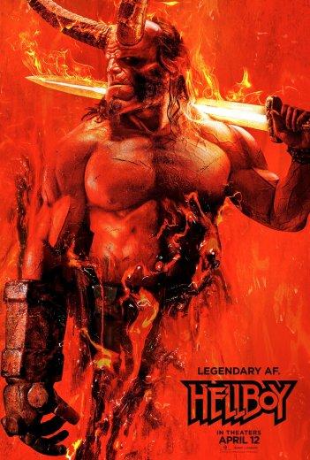 Hellboy Poster A7Yhmku