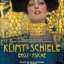 Locandina di Klimt & Schiele - Eros e psiche