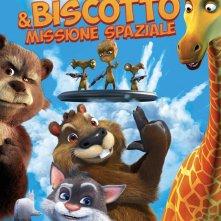 Locandina di Baffo & Biscotto - Missione Spaziale