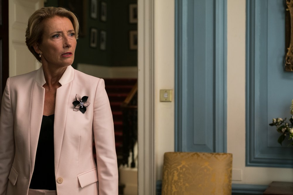Johnny English Colpisce Ancora Emma Thompson