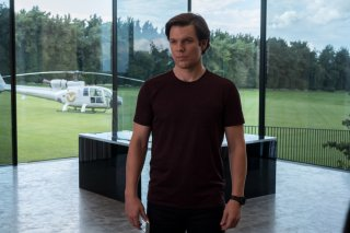 Johnny English Colpisce Ancora Jake Lacy