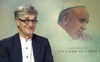 """Wim Wenders su Papa Francesco: """"La Chiesa non era pronta per la sua apertura, ma ne ha bisogno"""""""
