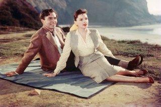 A Star Is Born Judy Garland James Mason