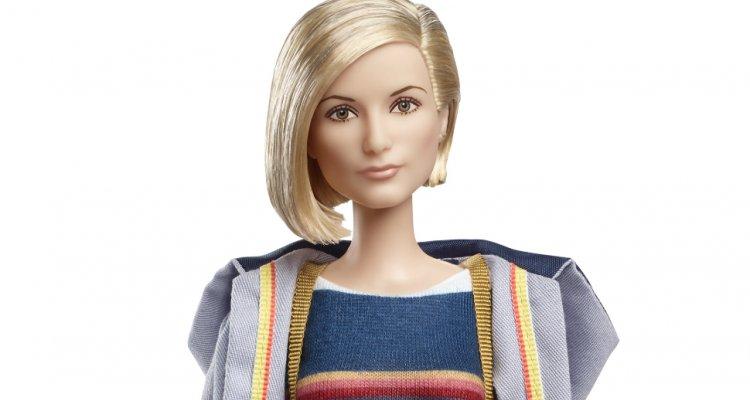 Doctor Who Ecco La Barbie Di Jodie Whittaker Nel Ruolo -6516