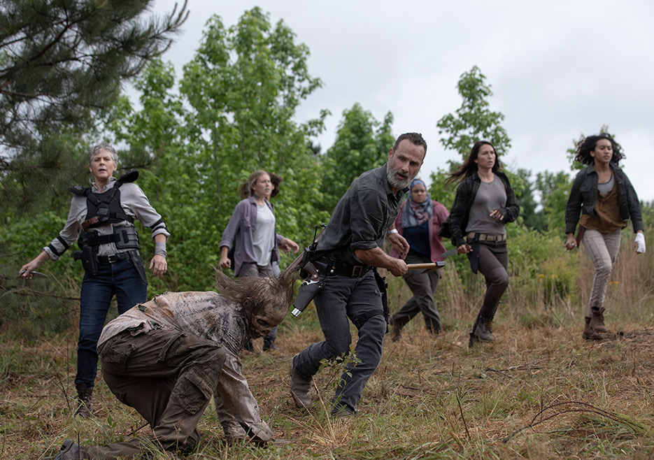 The Walking Dead Episode 902 Rick Lincoln 935
