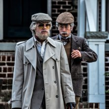 American Animals: Evan Peters e Barry Keoghan in una scena del film