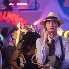 Halloween: Judy Greer in una scena del film