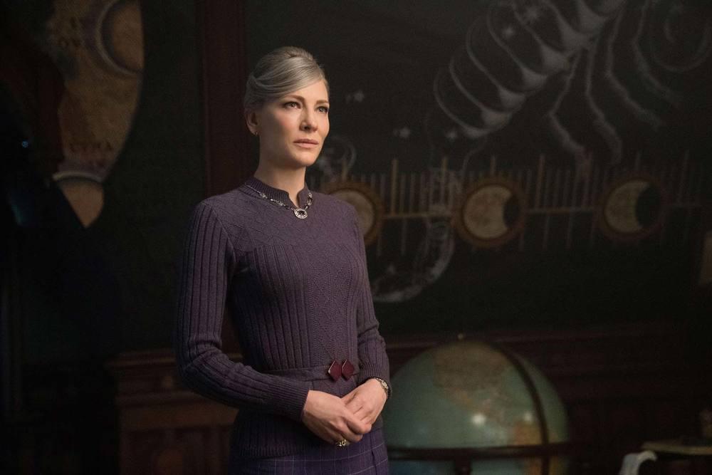 Il Mistero Della Casa Del Tempo Cate Blanchett