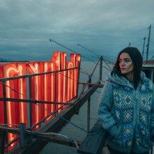 Il vizio della speranza: Pina Turco in un momento del film