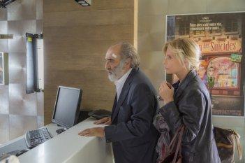 In Viaggio Con Adele Isabella Ferrari Alessandro Haber