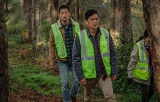 Searching Joseph Lee John Cho