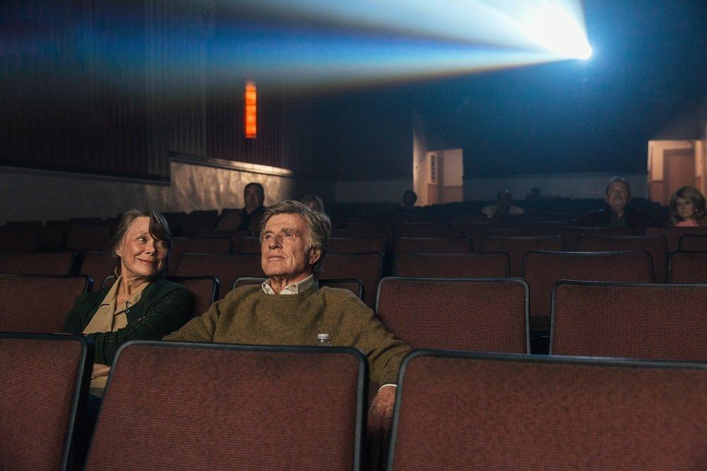 The Old Man And The Gun Robert Redford Sissy Spacek