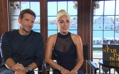 """Lady Gaga su A Star Is Born: """"Credo nell'amore e questo film ne è pieno"""""""