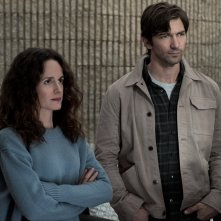 The Haunting of Hill House: Elizabeth Reaser in una scena