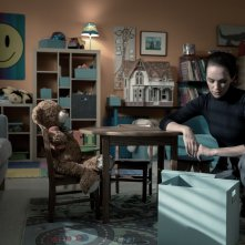 The Haunting of Hill House: Kate Siegel in una scena