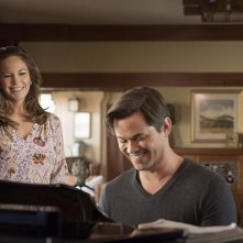 The Romanoffs: Diane Lane, Andrew Rannells nell'episodio Bright and High Circle