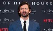 """Hill House, Michiel Huisman: """"Orrore vero, perché è un dramma familiare"""""""