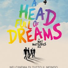 Locandina di Coldplay: A Head Full of Dreams