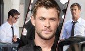 Men in Black: Chris Hemsworth nel deserto nelle nuove foto dal set!