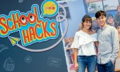 "School Hacks, Samuele Garofalo e Beatrice Grannò: ""Romolo, Matteo e Nicola, dei maestri per noi!"""