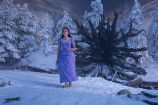 The Nutcracker and the Four Realms: la protagonista Mackenzie Foy