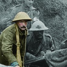 They Shall Not Grow Old: un'immagine del documentario di Jackson