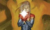 Captain Marvel: Marvel ha cambiato la storia delle origini di Carol Danvers per via del film